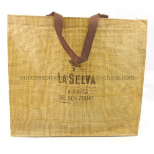 Custom PP Woven Shopping Bag, OEM Orders Are Welcome pictures & photos
