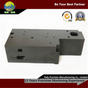 Black Anodized Aluminum CNC Machining Electronic Box pictures & photos