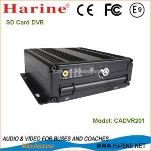 Bus Surveillance System SD Card Vehicle DVR pictures & photos