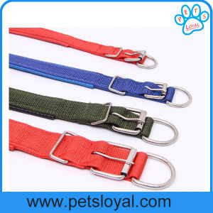 High Quality Nylon Pet Dog Cat Puppy Collar (HP-107) pictures & photos
