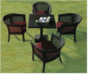 Outdoor Furniture PE Rattan Garden Furniture Rattan Dining/ Patio Furniture pictures & photos