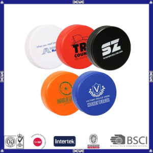 Wholesale Price Non-Toxic Colorful Hockey Puck pictures & photos