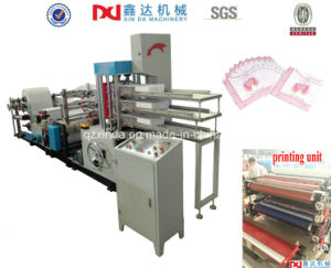 3 Layers Napkin Printing Napkins Tissue Serviette Processing Machine pictures & photos