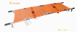 Four Folading Stretcher Foldable Stretcher Medical Stretcher (TD010151)