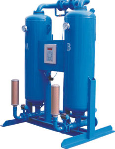 Adsorption Desiccant Heatless Heated Regenerative Air Dryer (KRD-2WXF) pictures & photos
