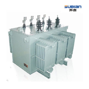 China High Quality Sh15-M Wholly Sealed Amorphous Alloy Coil Three Phase Oil Immersed Power Transformer 30~2500kVA pictures & photos