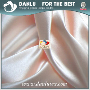 100% Polyester Woven Satin Fabric pictures & photos