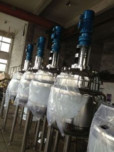 Food Beverage Milk Liquid Mixing Tank System pictures & photos