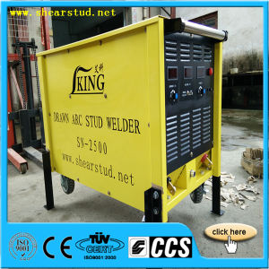IGBT Inverter Drawn Arc Stud Welder St-2500 pictures & photos