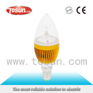 Tbc-C2-3W LED Bulb Light LED Candle Light/Lamp pictures & photos
