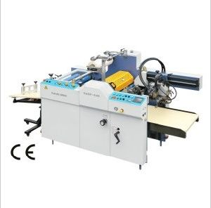 Automatic Paper and Film Laminating Machine pictures & photos