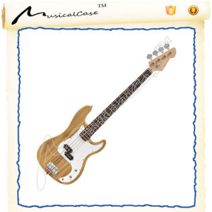 Fretless Bass Guitar with Fashion Shape Charming Sounds pictures & photos