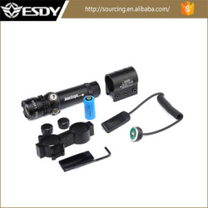 Tactical Green Laser Sight with Pressure Switch and 2 Mounts pictures & photos