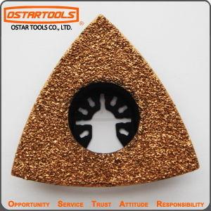 Flush Cut Triangular Carbide Rasp for Coarse Sanding pictures & photos
