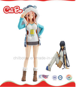 Lovely Girl Plastic Figure Toy (CB-PF017-M) pictures & photos