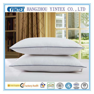 Wholesale High Quality Polyester Pillow pictures & photos