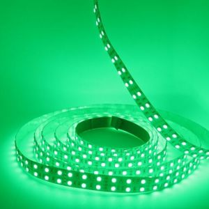 SMD5050 120LEDs/M Green Flexible LED Strip Light IP68 Outdoor Lighting