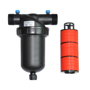 Medium Irrigation Plastic Disc Water Filtration for Garden System pictures & photos
