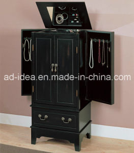 Multifunctional Display Cabinet / Black Exhibition Cabinet/Black Advertising Display Stand pictures & photos