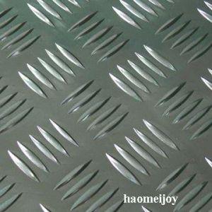 tread aluminum sheet 1100 3003 5052 pictures & photos