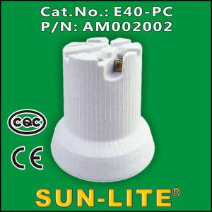 E40 Porcelain Lampholder