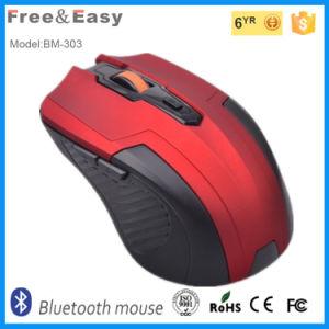 6D 1600 Dpi Ergonomic Laser 6 Buttons Bluetooth Mouse pictures & photos
