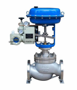 Pneumatic Globe Type Pressure Regulating Valve (GHTS) pictures & photos