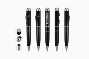 Hot Selling Metal Twist Ball Pen Slim Make in China pictures & photos