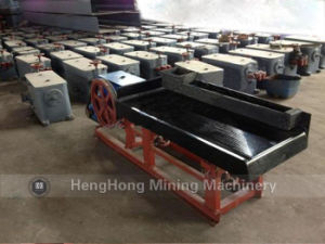Shaking Table for Copper Separation