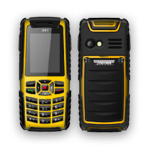 IP 67 Outdoor Rugged Mobile Phone with Dustproof Function