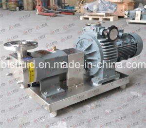 Sanitary Stainless Steel Three-Blade Roots Pump pictures & photos