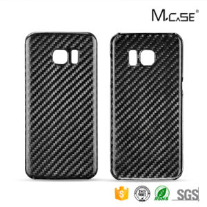 Carbon Fiber Mobile Phone Cover for Samsung Galaxy S7 Edge pictures & photos