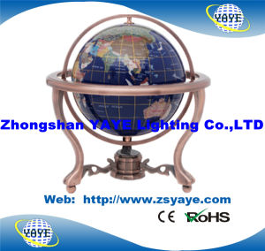 Yaye Hot Sell Gemstone Globe, World Globe, Gifts&Crafts with Available Size: 110mm-1000mm) pictures & photos