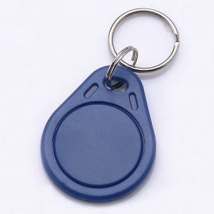 125 kHz Tk4100 RFID Keyfobs Keychains Tag for Access Control pictures & photos