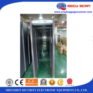 Multi-Zones Economic Metal Detector Gate for Hotel, Building Entrance pictures & photos