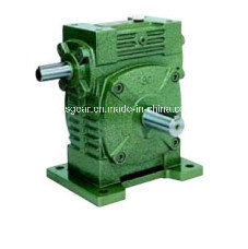 Wpa Cast Iron Worm Speed Gearbox Gear Reducer pictures & photos