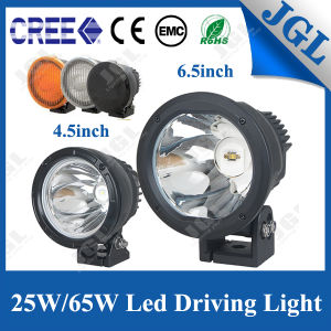 12V CREE LED Car Headlight 25W/65W LED Driving Light pictures & photos