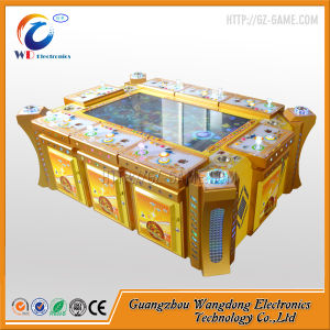 Casino Fishing Game Fish Hunter Arcade Games Machine 8 Players pictures & photos