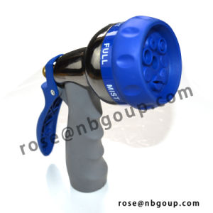 7 Pattern Spray Nozzle Rear Trigger Sprayer pictures & photos