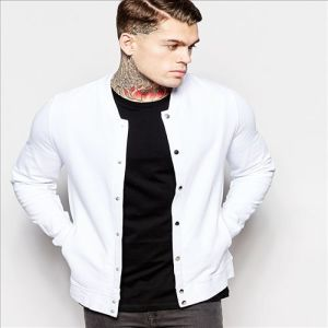 2016 Suit Jacket Style White Winter Jacket for Men pictures & photos