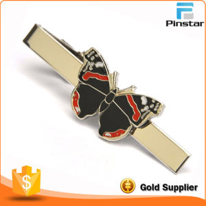 High Quality Custom Gold Metal Tie Clip pictures & photos