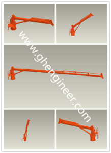 Telescopic Boom Crane Offshore Crane Marine Crane Deck Crane pictures & photos