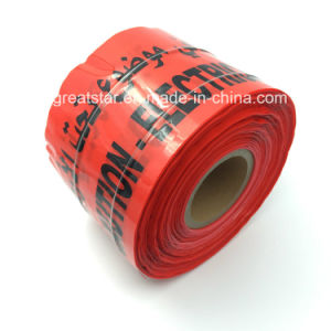 Metal Wire Detectable Warning Tape