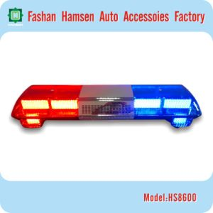 High Brightness Emergency Light Bar for Plice