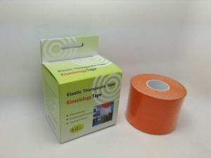 5 X 5m Waterproof Custom Sports Muscle Medical Kinesiology Tape pictures & photos