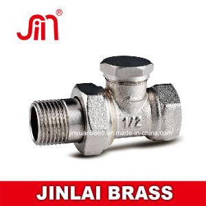 Brass Radiator Valve-Pn16 (JL-9355)