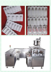 Hy-U Automatic Suppository Filling&Sealing Machine pictures & photos