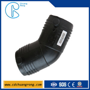 PE Underground Gas Pipe Fittings (elbow) pictures & photos