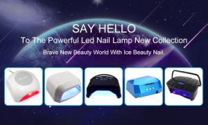 Ibn 2016 New Arrival 64watts LED Nail Lamp with Sensor and Touch Switch pictures & photos