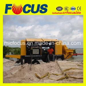 Hbts30-80 30m3/H - 80m3/H Pompe a Beton, Trailer Mounted Concrete Pump-Pumpcrete pictures & photos